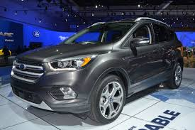 next ford kuga previewed by updated escape model auto express