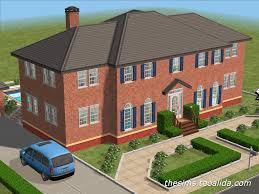 home alone house plans home alone movie house the sims 2 version the sims fan page