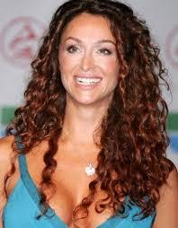 layered haircuts for curly hair long wavy hair with bangs and layers long layered haircuts for