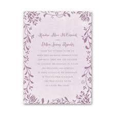 Lavender Wedding Invitations Lavender Wedding Invitations Invitations By Dawn