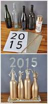 New Years Eve Decorations 2014 by 2015 Wine Bottle Centerpiece Bottle Centerpieces Centerpieces