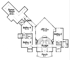 ranch style house plan 5 beds 3 50 baths 3770 sq ft plan 52 114