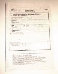 formato de acta de nacimiento en blanco gratis ensayos consigue una traducción oficial gratis de tu certificado el blog