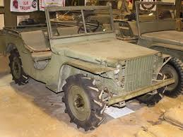 military jeep side view a visual history of army off roaders the drive