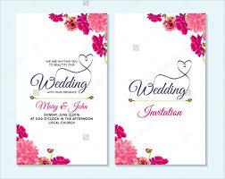 wedding invitation card design template wedding invitation card design template wedding cards design sles