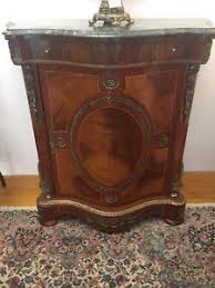 Antique Marble Top Nightstand Marble Top Commode Furniture Ebay