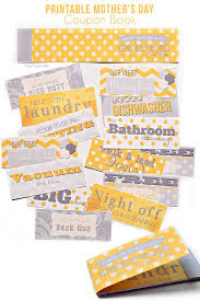 11 sets of free printable mother u0027s day coupons