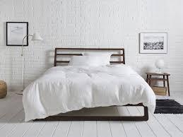 linen venice set luxury linen bedding set black white striped bed