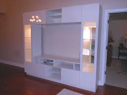 Wall Unit Images Wardrobe Entertainment Center Combo White Gloss