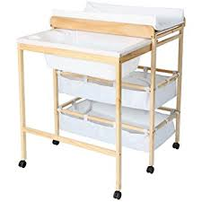 Bath Change Table Infantastic Baby Bath And Changing Table Unit Station Nursery