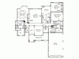 large 1 house plans level 1 house plan hwepl11189 turn second master hearth room