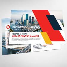 business postcard template u2013 salhipress