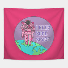 Astronaut Meme - astronaut introvert space awkward tumblr meme astronaut tapestry