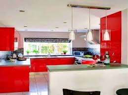 red kitchen designs red and grey kitchen designs home design ideas