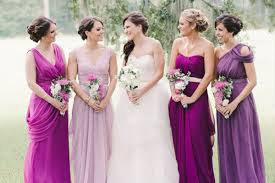 tips and top picks orchid color bridesmaid dresses everafterguide