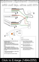 epiphone nighthawk wiring guitarnutz 2