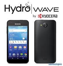 kyocera android kyocera hydro wave waterproof android smartphone letsgodigital