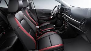 kia steering wheel kia picanto 2017