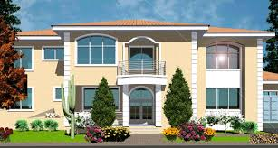 single family ghana house plans part 3