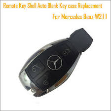 mercedes replacement key replacement remote key shell blank key for mercedes w211