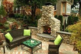 Backyard Fireplaces Ideas Outdoor Fireplaces Designs Outdoor Fireplace Designs Stone Outdoor