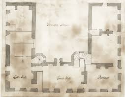 Tudor Floor Plans by Superior Small House Floorplans 10 Kings Weston Old Tudor House