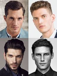 mens hairstyles for oblong faces how to choose the right haircut for your face shape fashionbeans