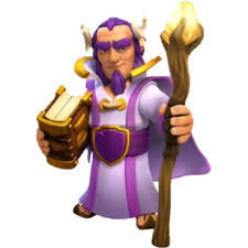 clash of clan clash of clans grand warden 1337 wiki