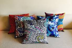 african print home decor super sun throw pillow covers 18 x 18