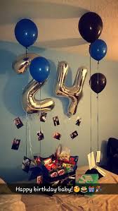 Balloon Decoration Ideas For Birthday Party At Home For Husband My Husband Ryan Turned 30 Last Week Prior To His Birthday We