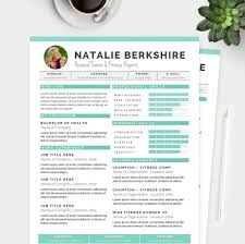 facebook resume template turquoise resume cover letter references template package turquoise resume cover letter references template package