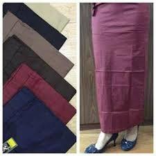 rok panjang muslim 3r rok panjang bawahan muslim casual formal rok kerja rok