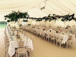 wedding marquee country style cricket runs rustic decoration