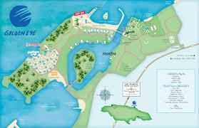 Map Of Kingston Jamaica Goldeneye Boutique Hotel U0026 Resort Oracabessa Bay Jamaica