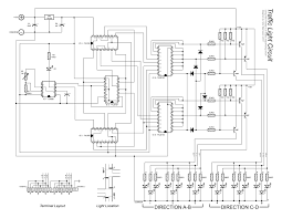 led 12v emergency light circuit diagram circuits gallery working