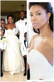 gabrielle union wedding dress gabrielle union wedding dresses my style gabrielle