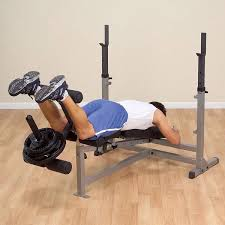 Weights And Bench Package Fitnesszone Body Solid Powercenter Combo Bench Package Gdib46lp4