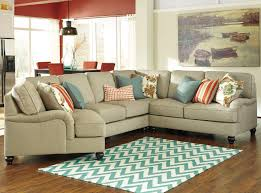 Klaussner Audrina Kerridon 4 Piece Sectional With Left Cuddler By Benchcraft