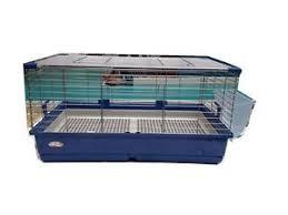 gabbie per conigli nani usate gabbia per conigli nani e cavie 82 deluxe 82x51x42h ebay