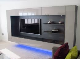 Flat Screen Tv Wall Cabinet With Doors Awesome Flat Screen Tv Wall Cabinet Wall Units Design Ideas