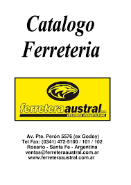 catalogo ferreteria by ventas austral issuu