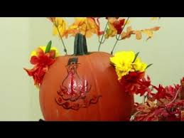 ideas to decorate a pumpkin for thanksgiving pumpkin carving