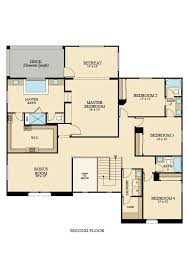 residence 5 plan 4253 new home plan in summit view at blackstone
