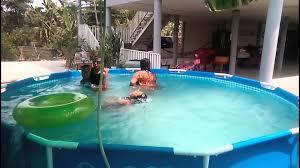 Intex 12x30 Pool