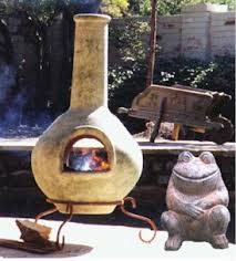 Paint For Chiminea Clay Chimineas