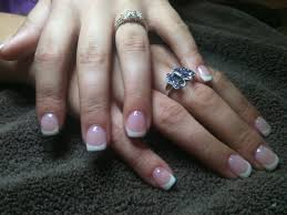gel nails vs french manicure u2013 new super photo nail care blog