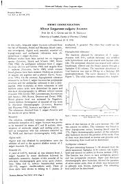 Best Looking Resumes by Short Communication About Sargassum Vulgare Agardh Botanica Marina
