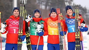 cross country skiing winter olympic sport