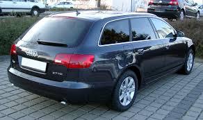 2007 Audi Avant 2007 Audi A6 Avant 2 0 Tdi C6 Related Infomation Specifications