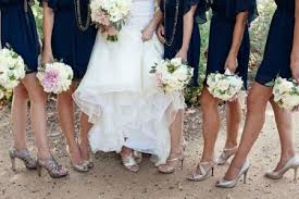 silver shoes for bridesmaids blush and metallic bridesmaid shoes navy blue silver wedding